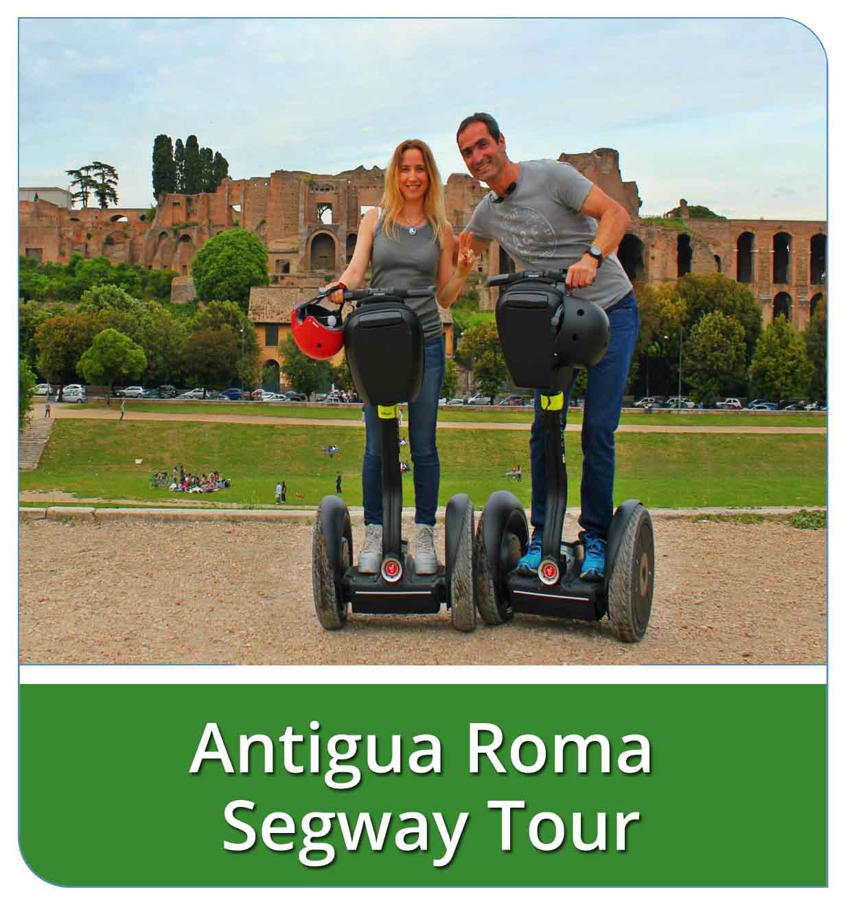 Antigua Roma Segway Tour