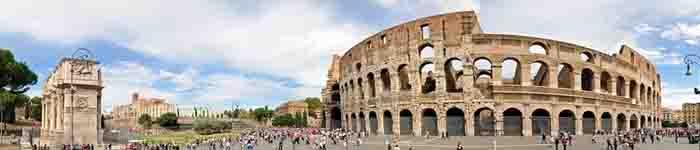 Rolling Rome Blog
