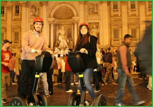 Сегвей тур по Ночному Риму
