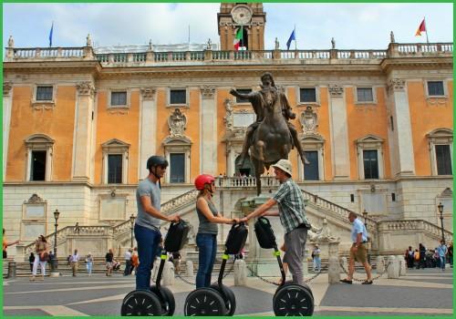 Сегвей тур по Центру Рима