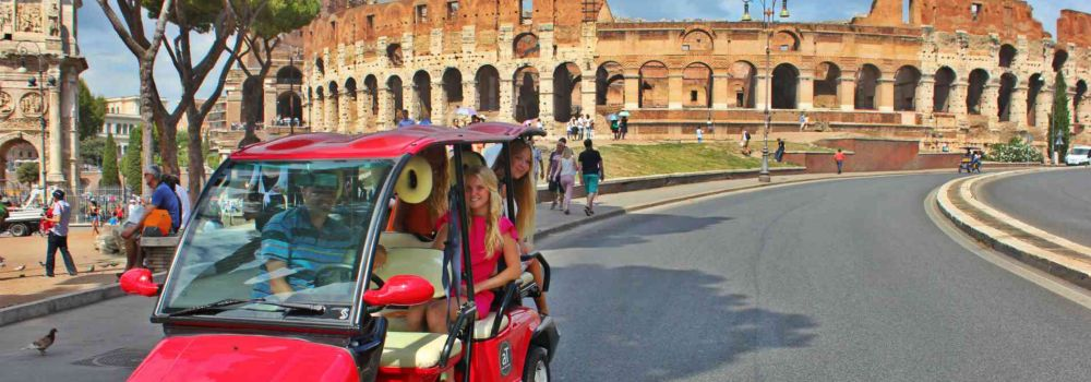 rollingrome Segway & Golf-Cart Tours