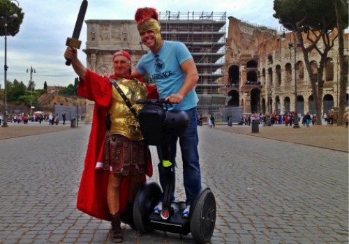 Rome Segway Tours and rent