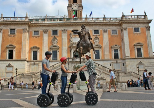 Private Segway Tour of Rome