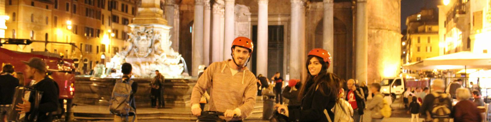 Rolling Rome Segway Tours