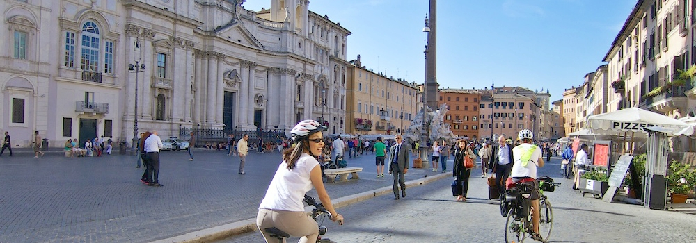 ROME BICYCLE TOUR