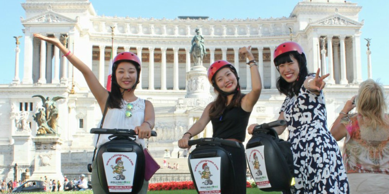 rome e bike tour