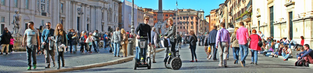 rome in a day segway tour
