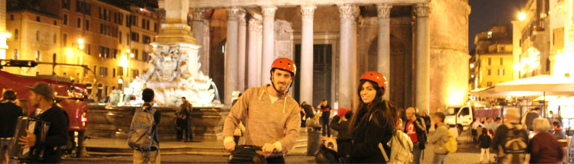 SEGWAY TOUR BY NIGHT ROME