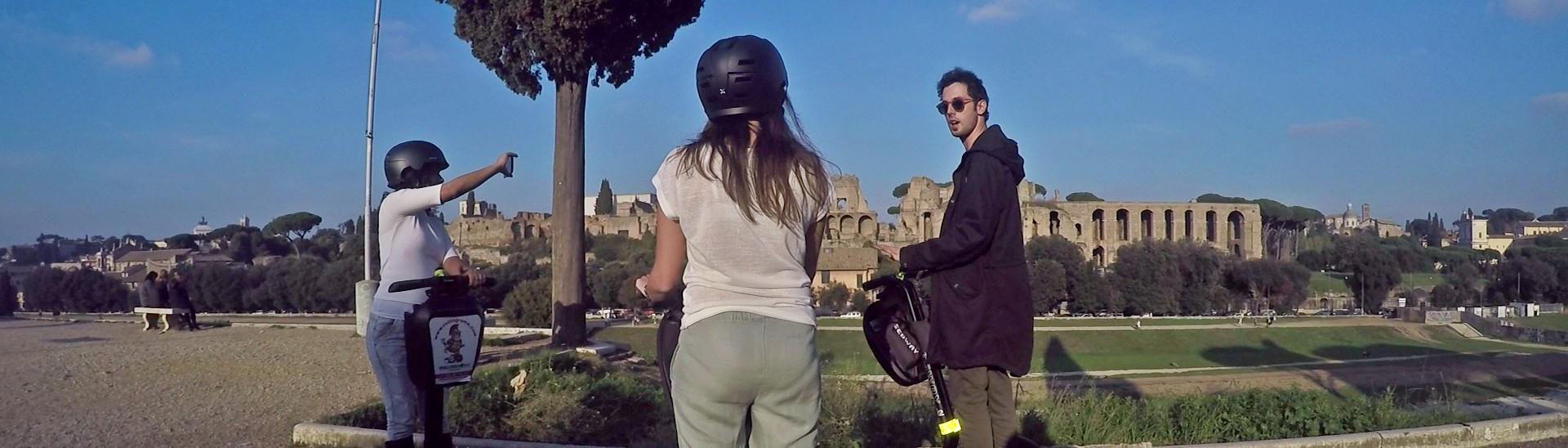 SEGWAY ROME