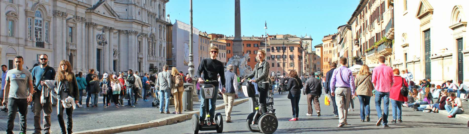 ROME FULL DAY SEGWAY TOUR