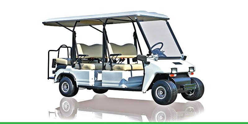 golf cart rome