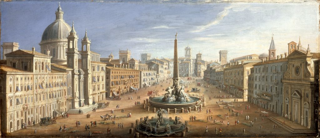 piazza navona facts
