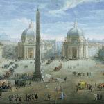 piazza del popolo facts rome